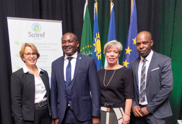 Launching SUNREF Namibia - a Green credit line for Namibian businesses