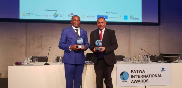 Shifeta awarded Tourism Minister of the year, Namibia awarded best Destination at ITB 2019