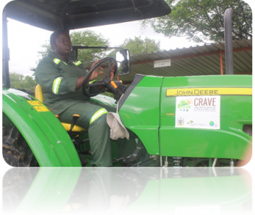 GENDER MAINSTREAMING AND CLIMATE CHANGE: ASPIRING STORY OF A FEMALE TRACTOR OPERATOR IN THE ZAMBEZI REGION, NAMIBIA.