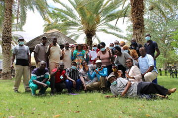 IREMA PROJECT DELIVERS IN KUNENE