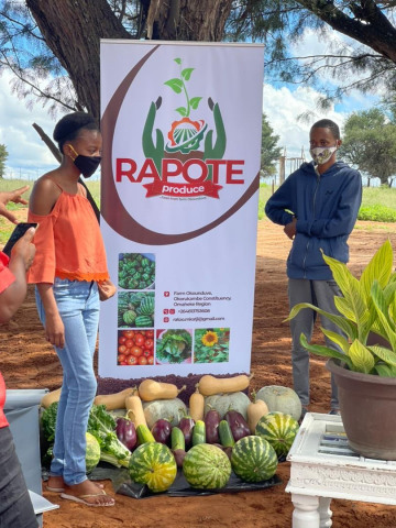 Rapote Celebrates Woman Crop Farmers