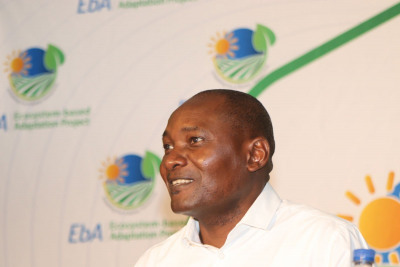 Honourable Pohamba Shifeta,                              Minister of Environment, Forestry and Tourism on the 6th November 2020