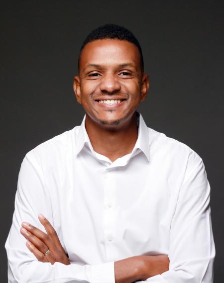 Cosmos Shaduka - Programme Assistant: SUNREF Namibia