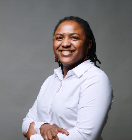 Selma Shitilifa - Manager: CBNRM EDA Project